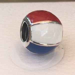 Pandora Beach Ball Charm